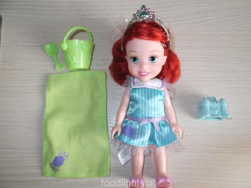 Кукла Disney Ариэль. graphic