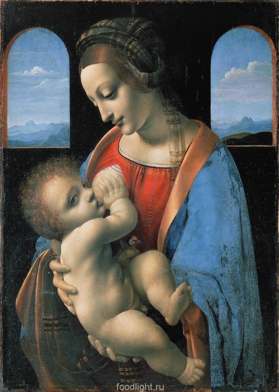 О пользе грудного вскармливания для мамы и малыша. graphic