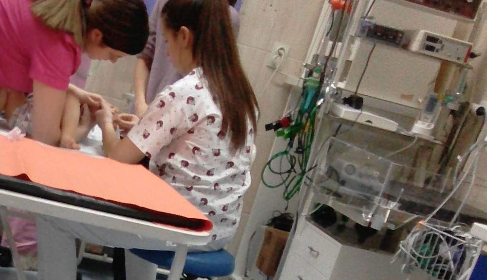 Жизнь в Черногории. Лечение ребенка в Которе (Марин-Мед). graphic