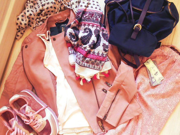 Весенняя одежда graphic